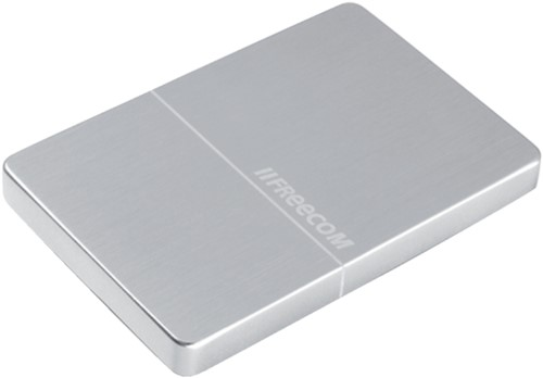 HARDDISK FREECOM MOBILE DRIVE METAL 2TB USB 3.0 1 STUK-2