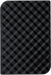 HARDDISK VERBATIM 500GB HDD USB 3.0 ZWART 1 STUK