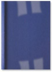 THERMISCHE OMSLAG GBC A4 3MM LINNEN DONKERBLAUW 100 STUK