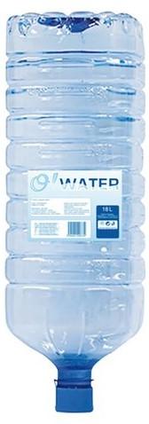 WATERFLES O-WATER 18.9L 1 STUK