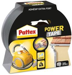 PLAKBAND PATTEX 50MMX25M POWER TAPE GRIJS 1 STUK