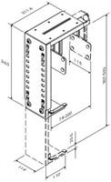 CPU HOUDER NEWSTAR D100 WIT 1 STUK-3