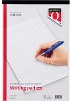 SCHRIJFBLOK QUANTORE BASIC A4 LIJN 60GR 1 STUK