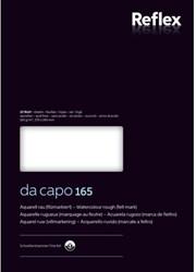 AQUARELBLOK DACAPO VF5004230 17X24CM 165GR 20V 20 VEL