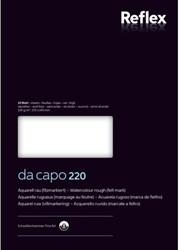 AQUARELBLOK DACAPO VF5004235 17X24CM 220GR 20V 20 VEL