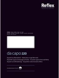AQUARELBLOK DACAPO VF5004236 24X32CM 220GR 20V 20 VEL