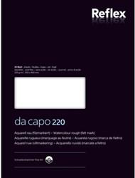 AQUARELBLOK DACAPO VF5004237 30X40CM 220GR 20V 20 VEL