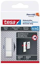 POWERSTRIP TESA VOOR BEHANG EN PLEISTERWERK 0.5KG 9 STUK