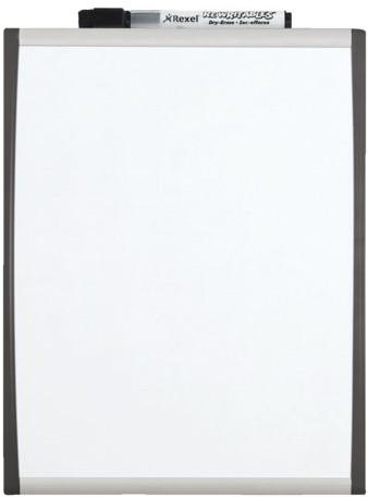 WHITEBOARD REXEL 28X21.5CM GEWELFD 1 STUK