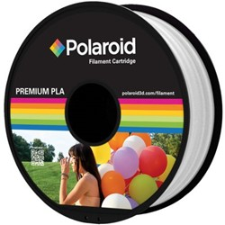 3D FILAMENT POLAROID 1.75MM PLA WIT 1 STUK