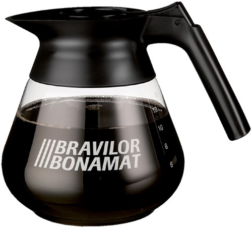 KOFFIEKAN BRAVILOR GLAS 1 Stuk