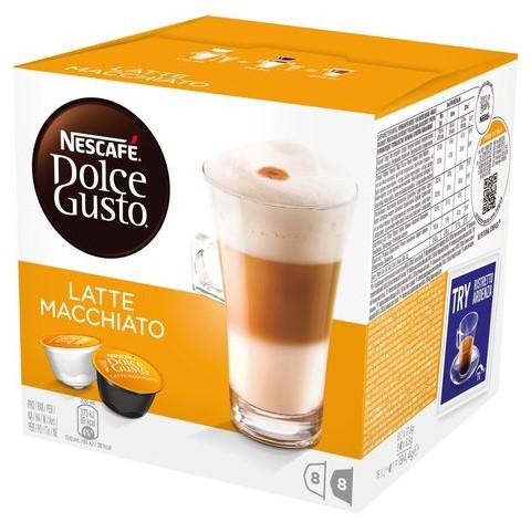 DOLCE GUSTO LATE MACCHIATO 16 CUPS / 8 DRANKEN 16 CUP-3