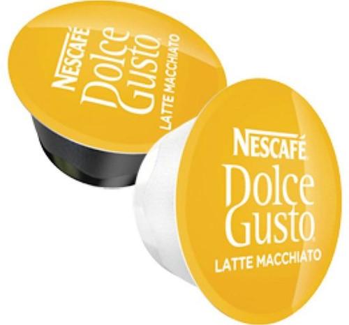 DOLCE GUSTO LATE MACCHIATO 16 CUPS / 8 DRANKEN 16 CUP-1