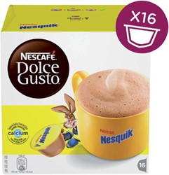 DOLCE GUSTO NESQUIK 16 CUPS 16 CUP