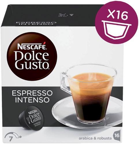 DOLCE GUSTO ESPRESSO INTENSO 16 CUPS 16