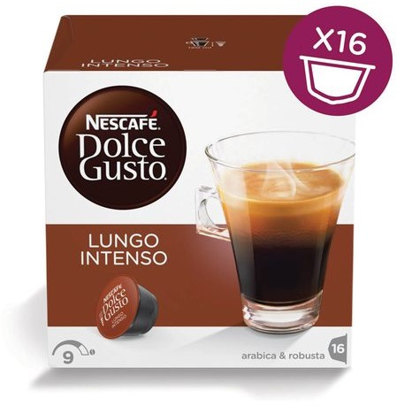 DOLCE GUSTO LUNGO INTENSO 16 CUPS 16 CUP