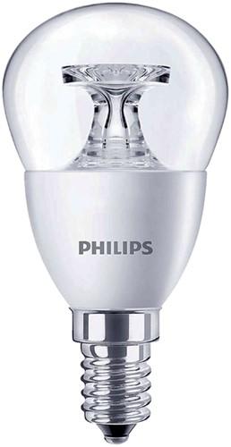 LEDLAMP PHILIPS E14 4-25W 827 COREPRO LUSTRE 1 Stuk