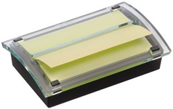 MEMOBLOKDISPENSER 3M POST-IT Z-NOTE C2015 ZWART/TR 1 STUK