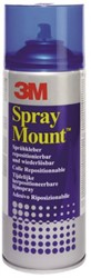 LIJM 3M SPRAYMOUNT SPRAY 400ML 1 STUK