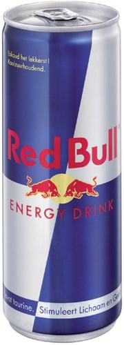 ENERGY DRANK RED BULL BLIKJE 0.25L 25 Centiliter