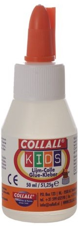 KINDERLIJM COLLALL 50ML 50 ML