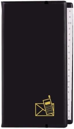 TELEFOONALBUM KANGARO A-Z 4R ZWART 1 STUK-3