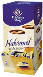 KOFFIEMELK FRIESCHE VLAG HALVAMEL 7.5 GRAM 400 CUP