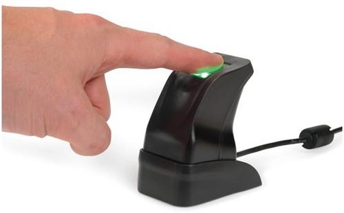 SAFESCAN TIMEMOTO FP-150 USB FINGERPRINT READER 1 STUK