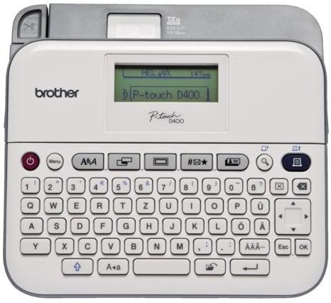 LABELPRINTER BROTHER PT-D400 1 STUK