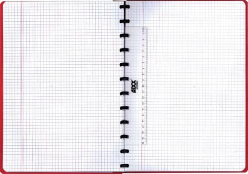 SCHRIFT ADOC PAP-EX CLASSIC A4 RUIT 5MM 144BLZ ASS 1 Stuk