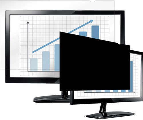 """PRIVACY FILTER FELLOWES 24.0"""" WIDE RATIO 16.9 1 Stuk"""