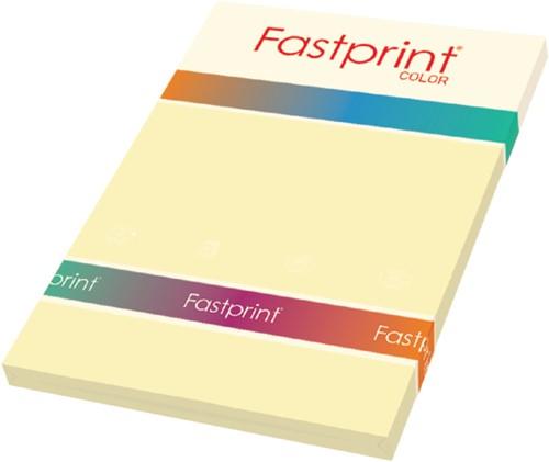 KOPIEERPAPIER FASTPRINT-50 A4 160GR IVOOR 50 VEL