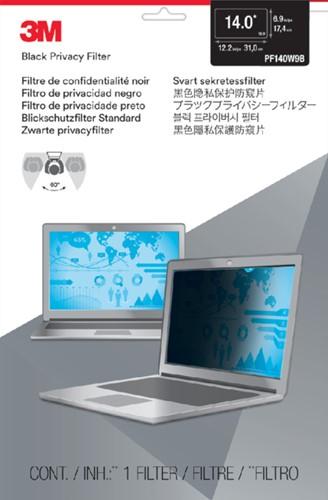 "PRIVACY FILTER 3M 14.0"" WIDE RATIO 16.9 1 STUK"