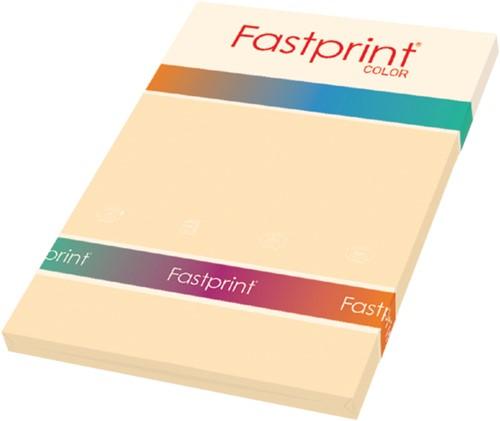 KOPIEERPAPIER FASTPRINT-100 A4 120GR CREME 100 VEL