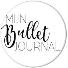 BULLET JOURNAL ZWART 1 STUK