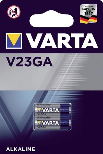 BATTERIJ VARTA V23GA 12V ALKALINE 2 Stuk