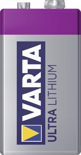 BATTERIJ VARTA 9V LITHIUM PROFESSIONAL 1 STUK-2