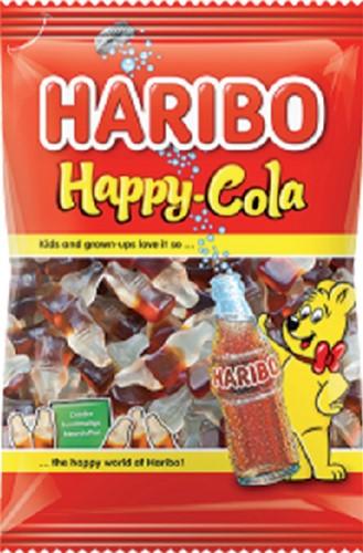 HAPPY COLA HARIBO 75GRAM 75 GRAM
