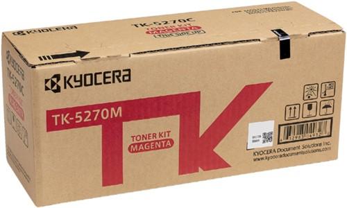 TONER KYOCERA TK-5270 6K ROOD 1 STUK-2