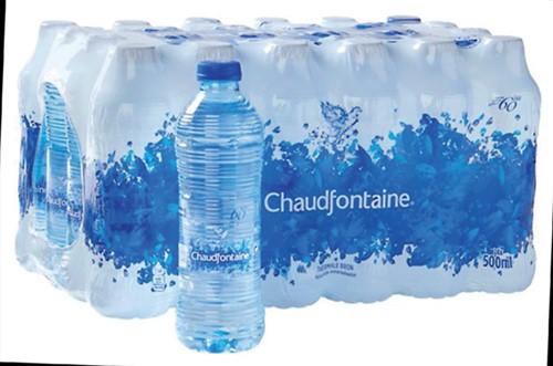 WATER CHAUDFONTAINE BLAUW FLES 0.50L 50 CL-2