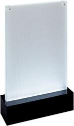 TAFELSTANDAARD SIGEL LED DIN A5 150X250X45 1 STUK