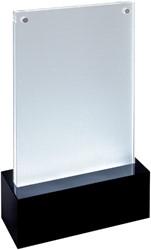 TAFELSTANDAARD SIGEL LED DIN A6 116X195X45 1 STUK
