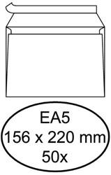 ENVELOP HERMES BANK DIGITAL-50 EA5 STRIP 90GR WIT 50 STUK