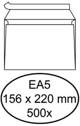 ENVELOP HERMES DIGITAL EA5 STRIP 90GR WIT 500 STUK
