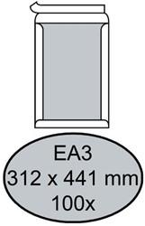 ENVELOP QUANTORE BORDRUG EA3 312X441 ZK 120GR WIT 100 STUK