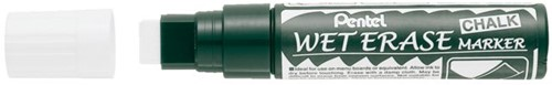 KRIJTSTIFT PENTEL SMW56 WET ERASE BLOK 8-16MM WIT 1 STUK