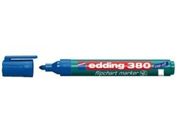 VILTSTIFT EDDING 380 FLIPOVER ROND 1.5-3MM BLAUW 1 STUK
