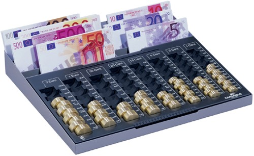 GELDSORTEERVAK DURABLE EUROBOARD XL 59.2X328X285.7 1 Stuk