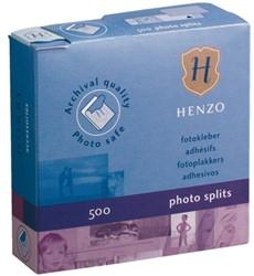 FOTOPLAKKER HENZO DISPENSER 500ST 500 STUK