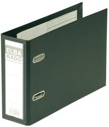 ORDNER ELBA RADO PLAST A5 DWARS 75MM PVC ZW 1 STUK